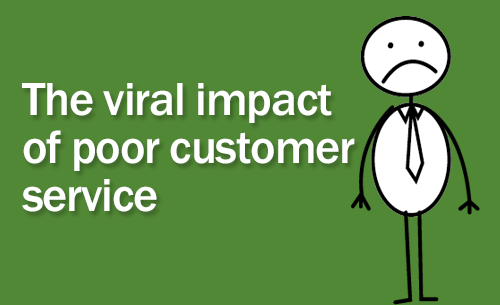 The Viral Impact Of Poor Customer Service Eptica Multi