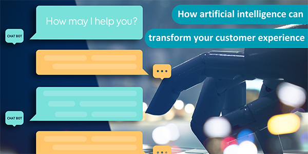 How artificial intelligence can transform your customer experience | Eptica - Multi Channel Customer Interaction Software. Email Management. Web Self-service. Live Chat and Agent Knowledgebase.